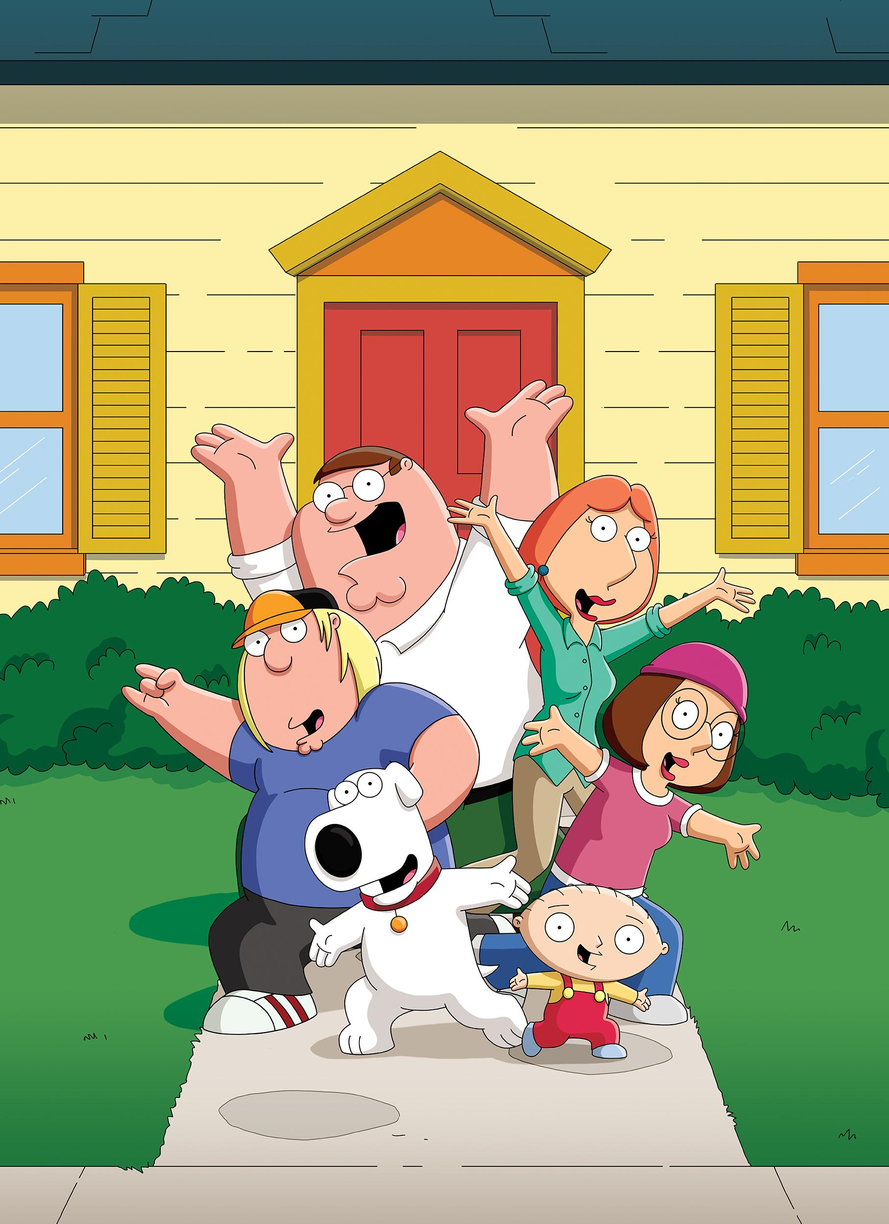 "Watch ""Family Guy"" Sunday June 28 at 9:30 p.m on Pittsburgh's FOX 53."