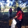 Volunteers collect 370 pounds of trash from Alton Baker Park