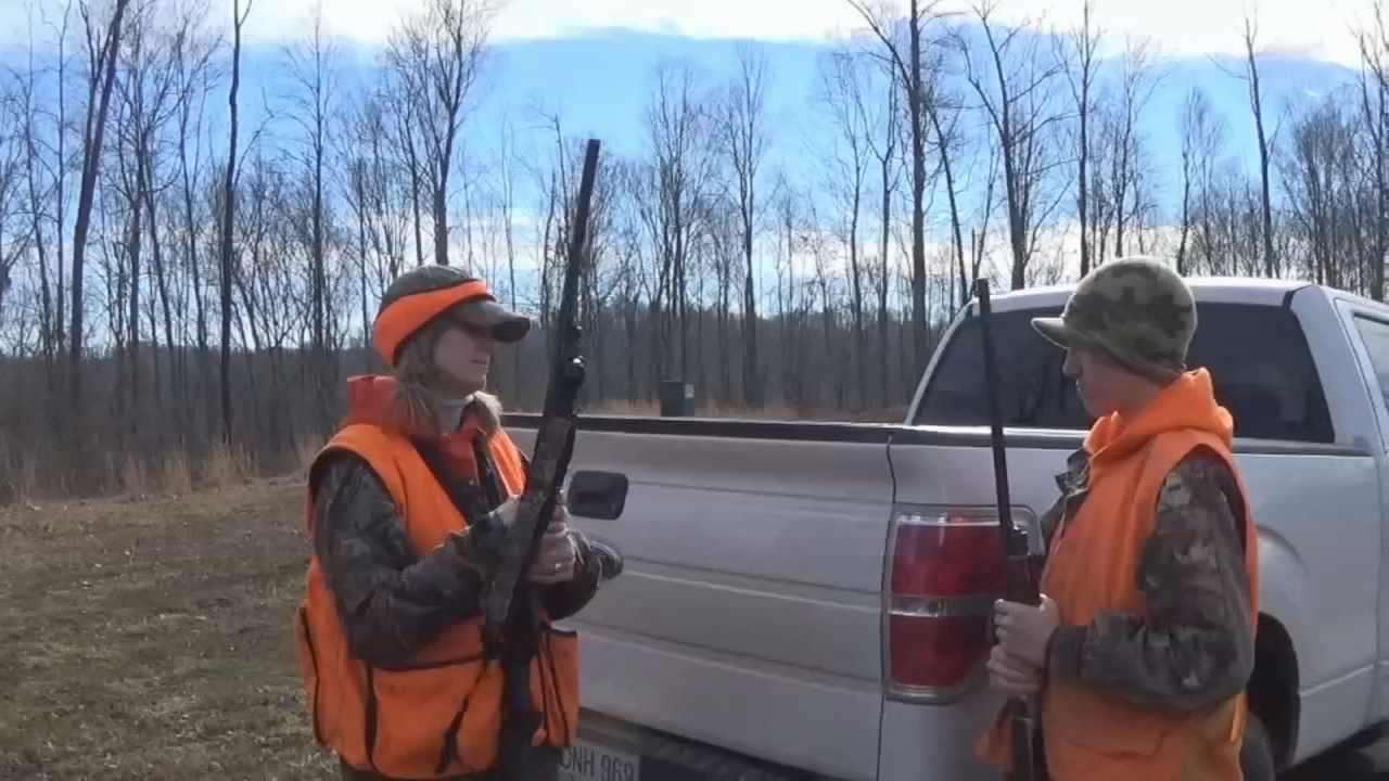 Hunting incidents have greatly decreased due to hunters education. (WCHS/WVAH)