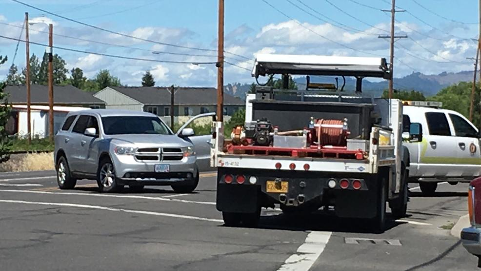 Crash causes major power outage in Central Point | KTVL