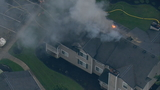 Crews respond to two-alarm apartment fire in Kent