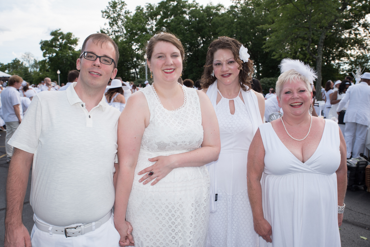 Tony Barrett, Victoria Dickman-Burnett, Jena Dawson, and Eileen King / Image: Sherry Lachelle Photography