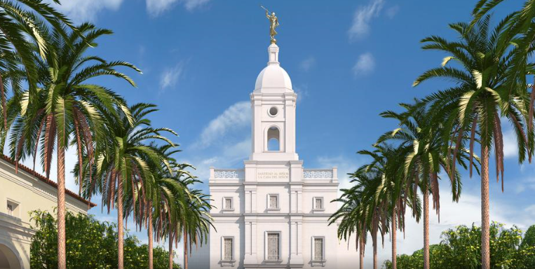 The Church of Jesus Christ of Latter-Day Saints released new open house and dedication dates for the Concepción Chile and Barranquilla Colombia Temples (Photo: Mormon Newsroom)