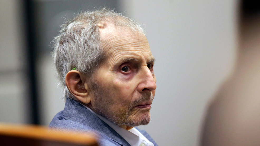 Robert Durst murder trial to resume in 2021 because of virus