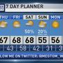 The Weather Authority | Showers Arrive This Weekend; Then Colder