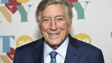 Tony Bennett receives pop music prize from national library