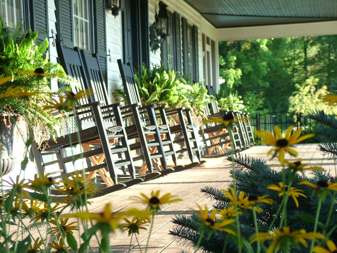 Recognized as one of the nation's finest bed and breakfasts, the award-winning Welsh Hills Inn is nestled on 15 wooded acres of rolling hills. Granville's equestrian countryside awaits outside. while antiques and original artwork adorn the interior. Enjoy the hot tub and outdoor heated pool, courtyard gardens and walking trails, target or sporting clays shooting, fishing, and more. Or just sit back and relax as a fire crackles in the outdoor stone fireplace. ADDRESS: 2133 Cambria Mill Road, Granville, OH (43023) / Image: Garrett Martin via Explore Licking County // Published: 8.23.19