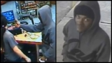 Police searching for armed robbery suspect who may be connected to other crime