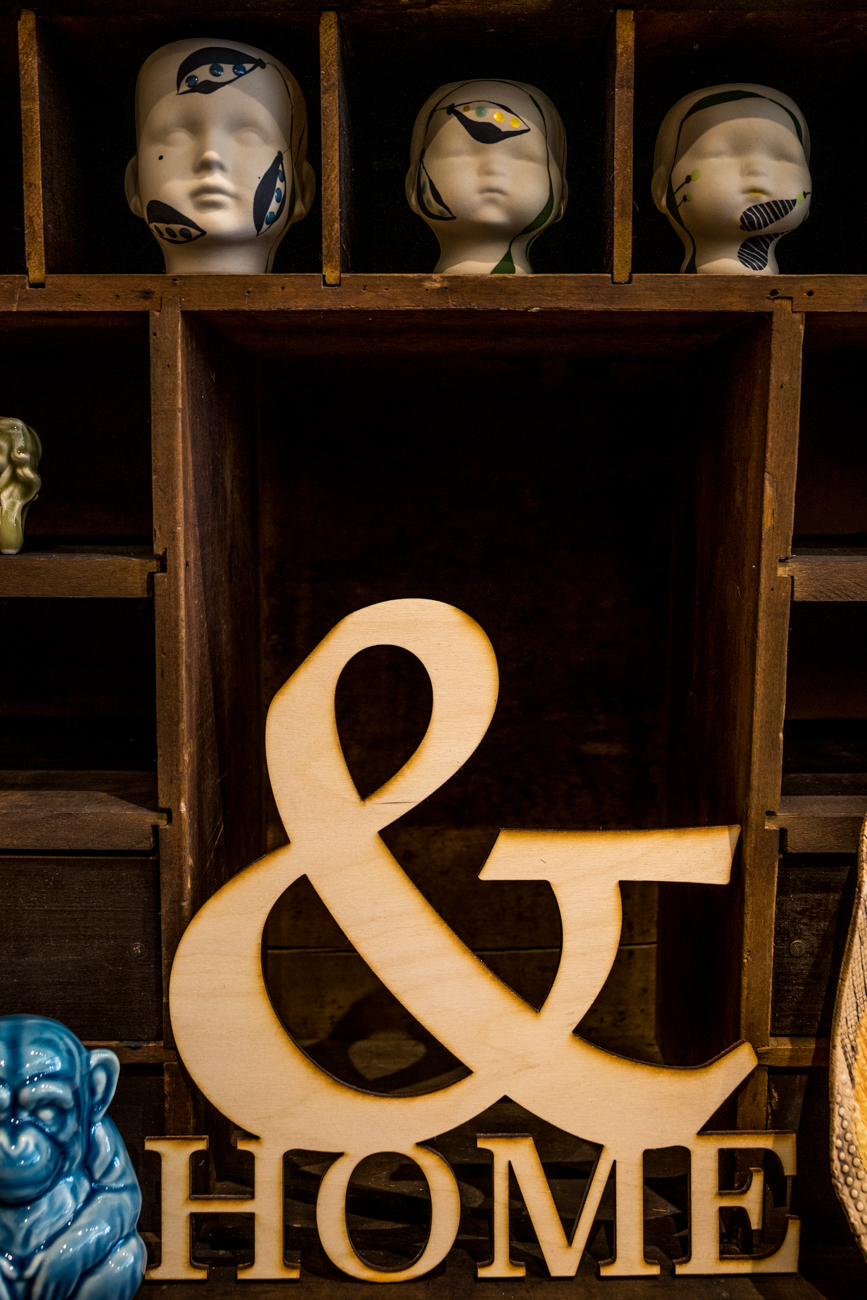 Ampersand Home (& Gallery) is a shop in Bellevue that carries home furnishings, gifts, and housewares, that range from antiques to contemporary, hand-crafted artwork and all sorts of unique finds in between. Some items in the collection are original, regional-inspired prints and pieces made by local artists. ADDRESS: 305 Fairfield Avenue (41073) / Image: Catherine Viox // Published: 3.3.20