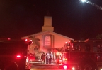 Fort Pierce Mosque Burns