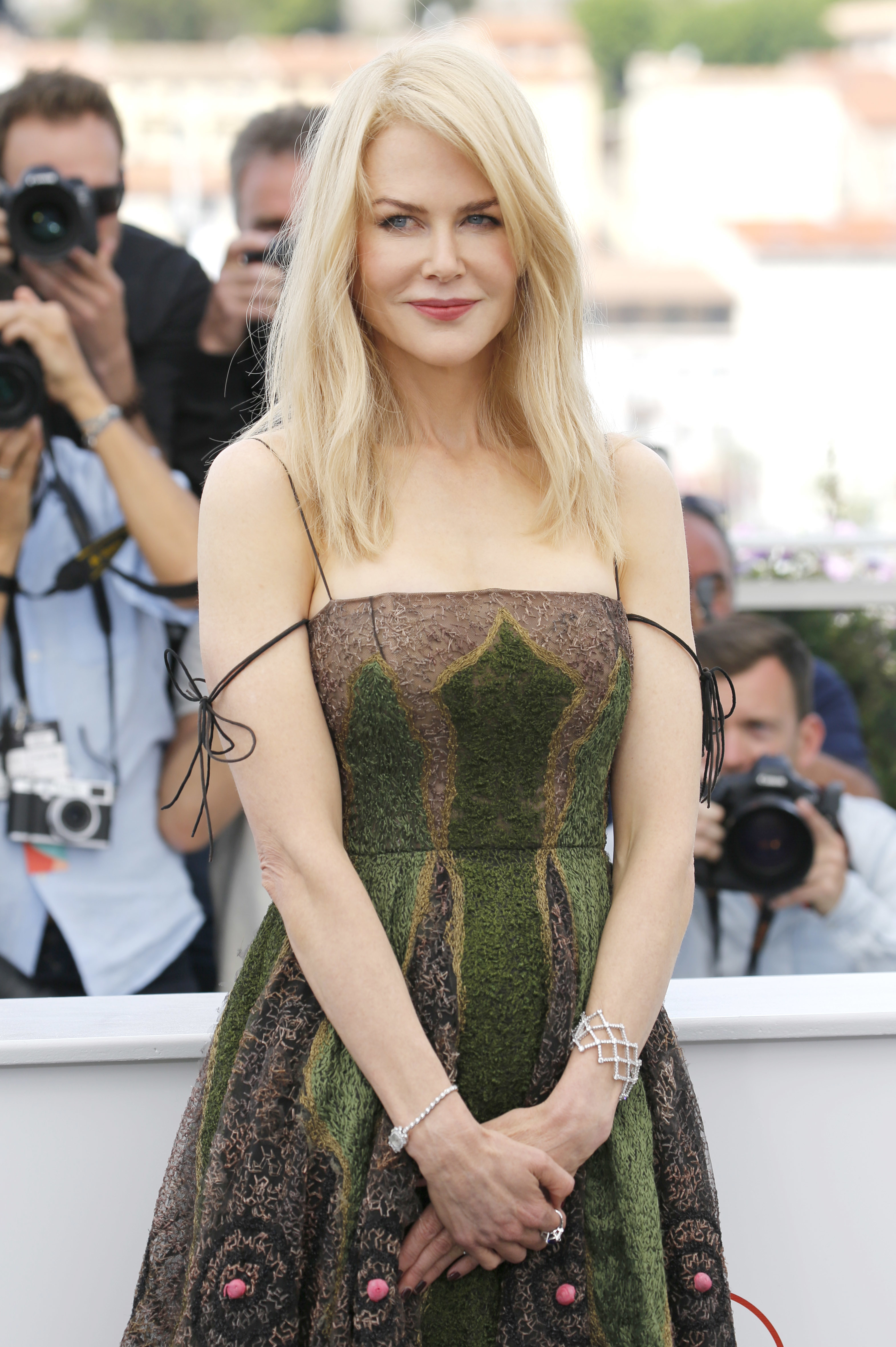 70th annual Cannes Film Festival - 'The Killing of a Sacred Deer' - Photocall  Featuring: Nicole Kidman Where: Cannes, France When: 22 May 2017 Credit: Dave Bedrosian/Future Image/WENN.com  **Not available for publication in Germany**