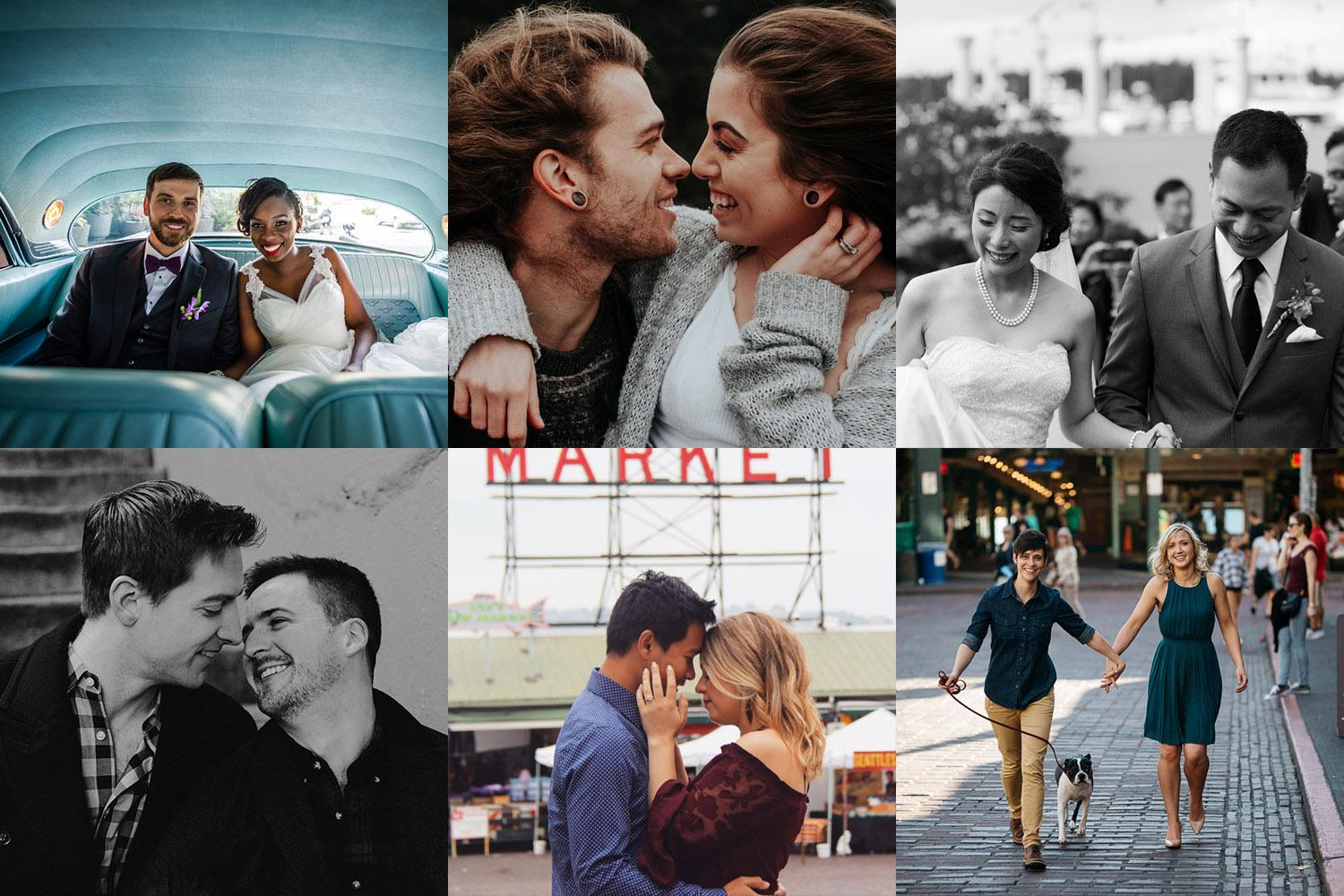 We told the stories of over 30 couples this last year, and it was one of the best things we've ever done. It's called our Documenting Love series, and we're not done! Every week that we have participants, we tell the story of a couple in love and living in the PNW. If you would like to participate - then YAY! Email us at hello@seattlerefined.com. (Image: Alexandra Celia /{&amp;nbsp;}Jenny GG Photography /{&amp;nbsp;}Rick Takagi Photography /{&amp;nbsp;}Vicki Ferguson Photography)<p></p>