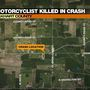 Goshen man dies in crash