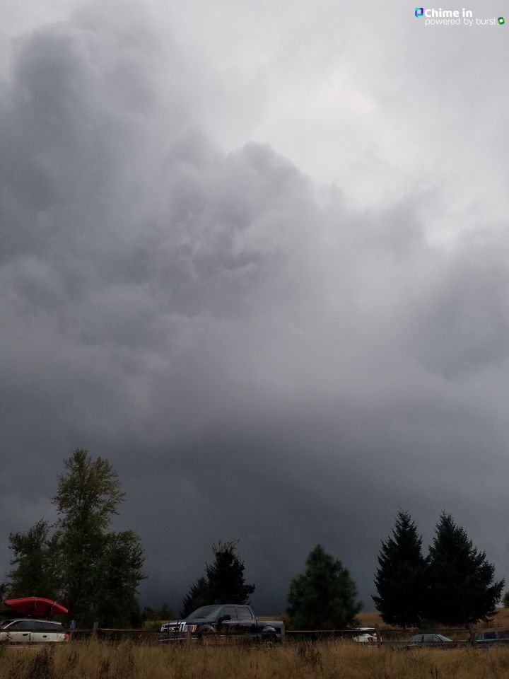 View of this evening's storm rolling in from the top of Powell Butte - Susan Hendrix 1.jpg