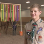 Eagle Scout candidate builds equine training obstacles for Lollypop Farm