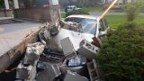 Driver Charged After Crashing Into Storm Lake Home