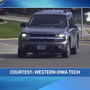 Western Iowa Tech warning students of a string of car burglaries on campus