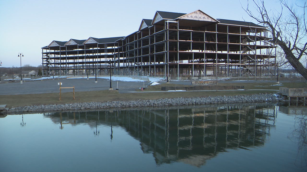 Stalled Finger Lakes Resort & Hotel could be complete by 2019
