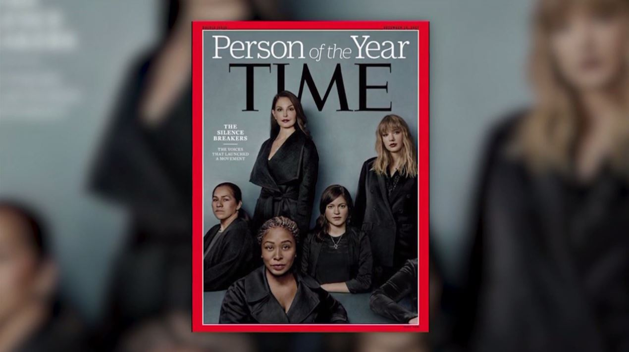 Time Magazine Person of the Year<p></p>