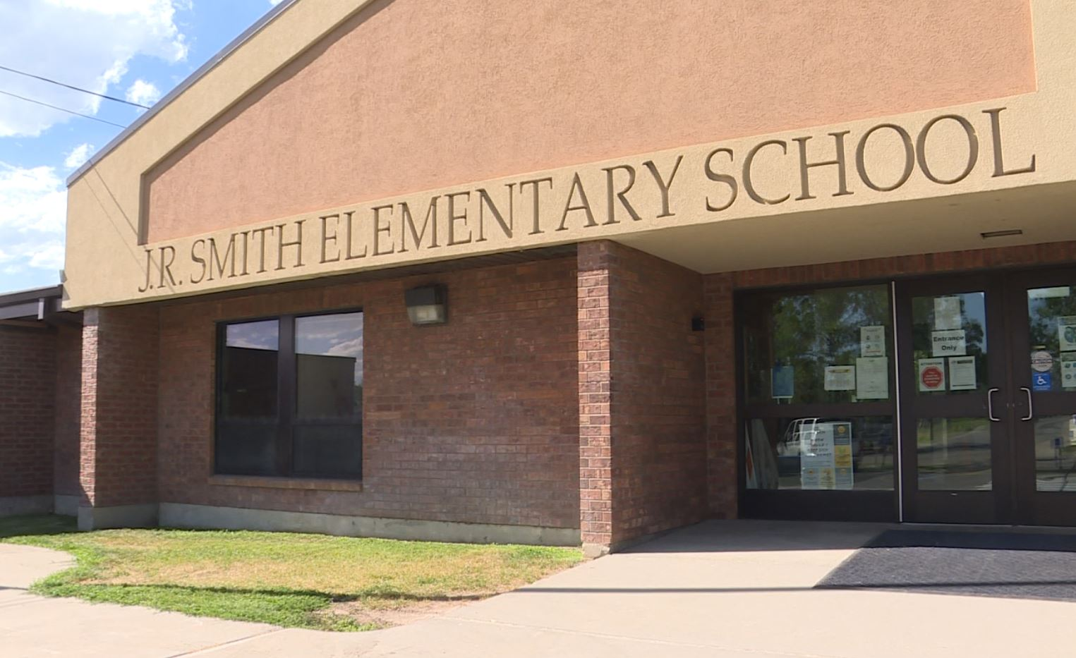 J.R. Smith Elementary School (Photo: KUTV)
