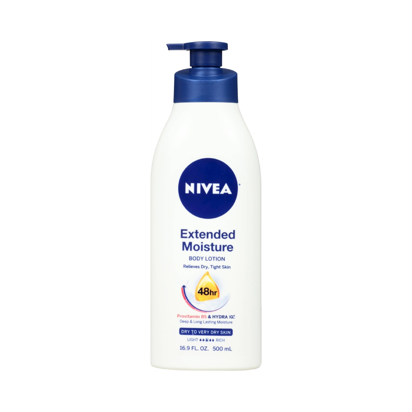 This Nivea lotion works really well, without leaving your skin feeling greasy. ($5.59)  When it comes to your makeup bag, drugstore beauty is, well, a beautiful thing. From the ultimate voluminous mascara to lip balms and dry shampoo, we've rounded up our favorite products that won't break the bank. (Image: Target)
