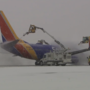 Portland Jetport tests new de-icing fluid