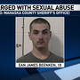 Eddyville man arrested for sexual assault