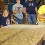 Porta students building memorial for grieving Oakford family
