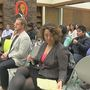 Community members speak out about the recent violence during public safety forum