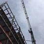 2 tall cranes at MUSC secured before Hurricane Irma arrives