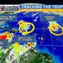 Tropics remain busy through weekend