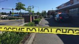 Police: man shot outside Tukwila strip mall