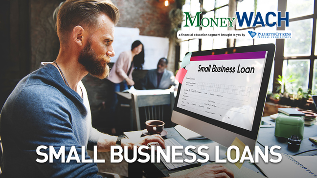 MoneyWACH-Small Business Loans