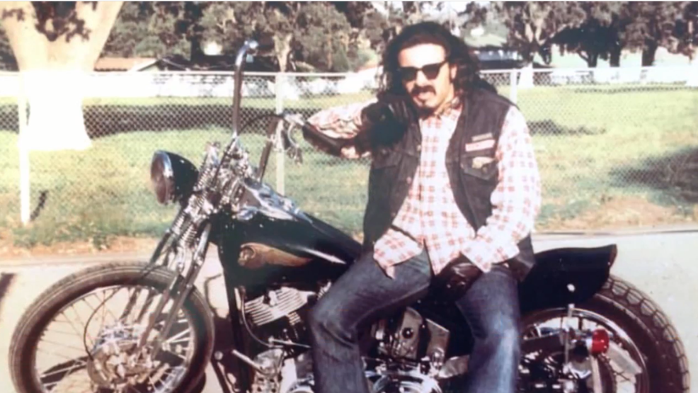 Former 'Hells Angels' leader takes outlaw story on the road | KSNV