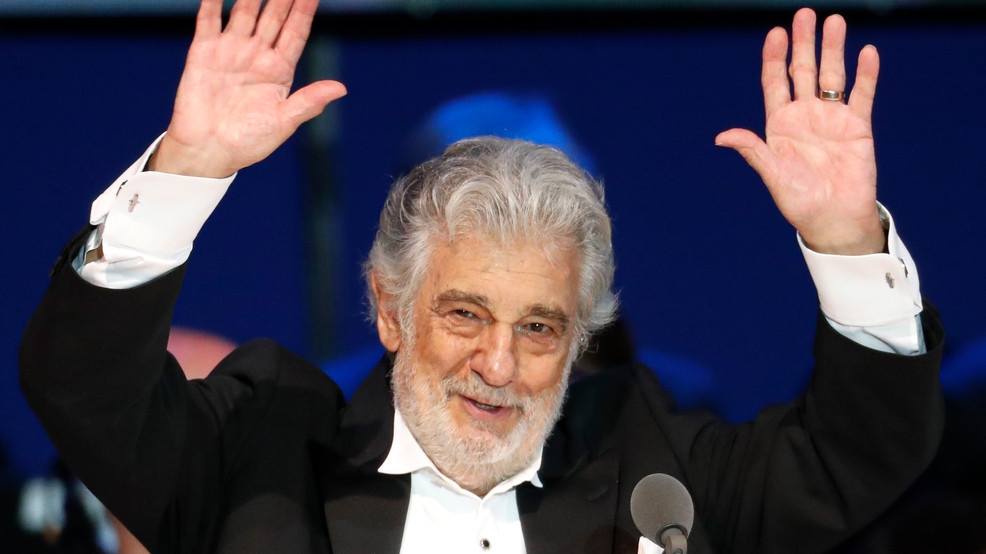 After recovering from virus, Placido Domingo vows to clear name