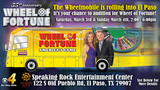 Wheel Of Fortune is coming to El Paso