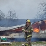 Afternoon blaze totals northeast Missouri mobile home