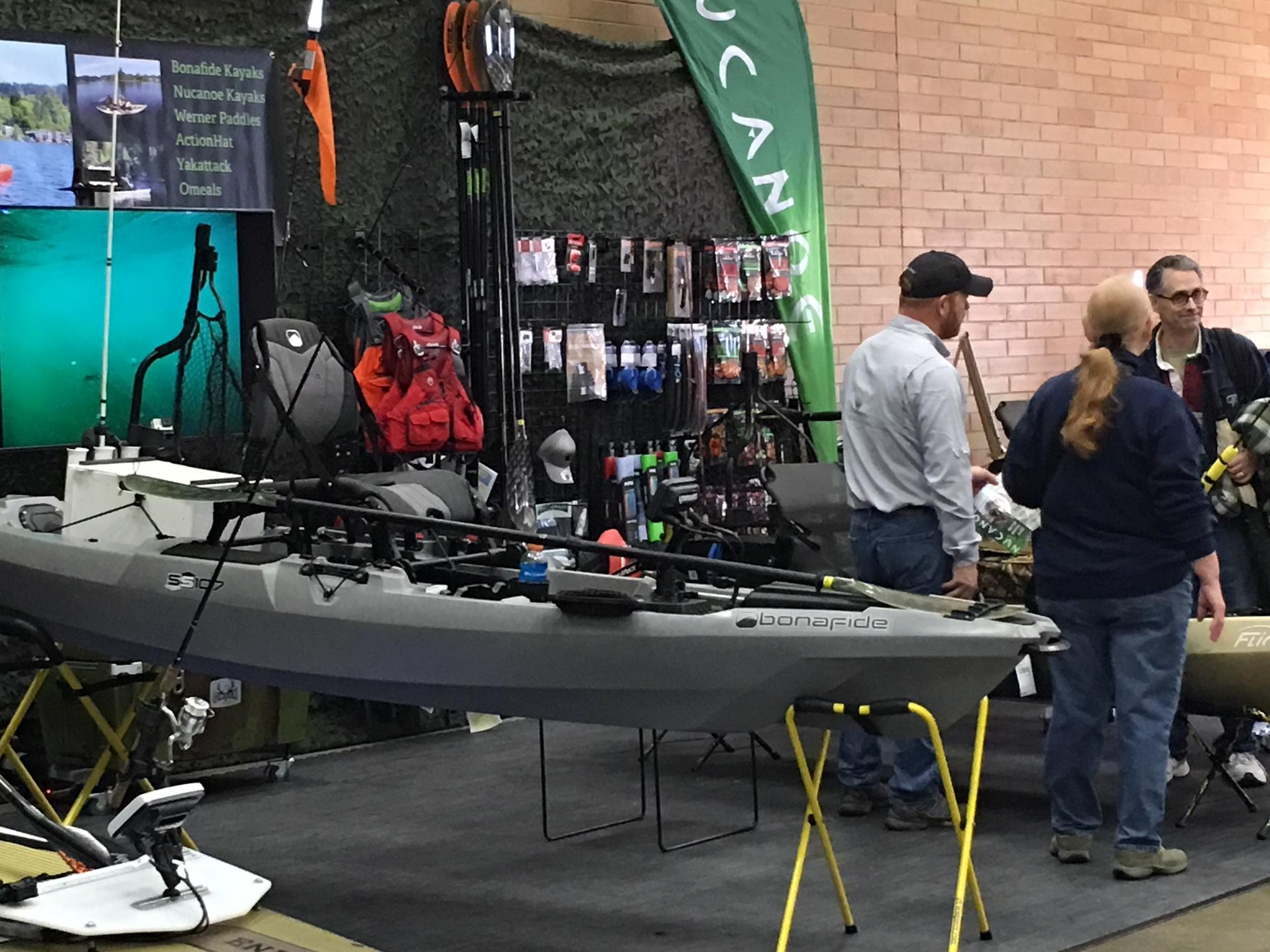 At the 2019 Washington Sportsmen's Show, you'll find seminars, the latest in outdoor tech, sales, cooking competitions, and more!