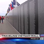 Vietnam War Traveling Wall reminds vets of the cost of freedom