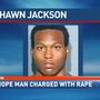 Fairhope man charged with rape