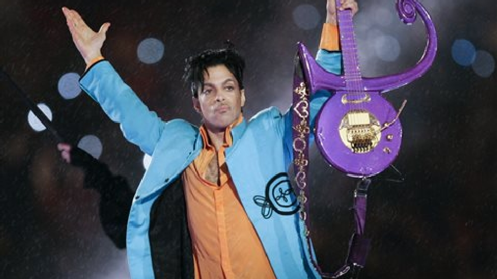 Prince lay dead for six hours before he was found: report
