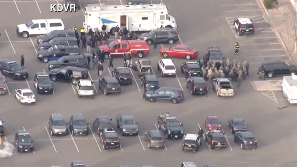 Deputies down in Denver