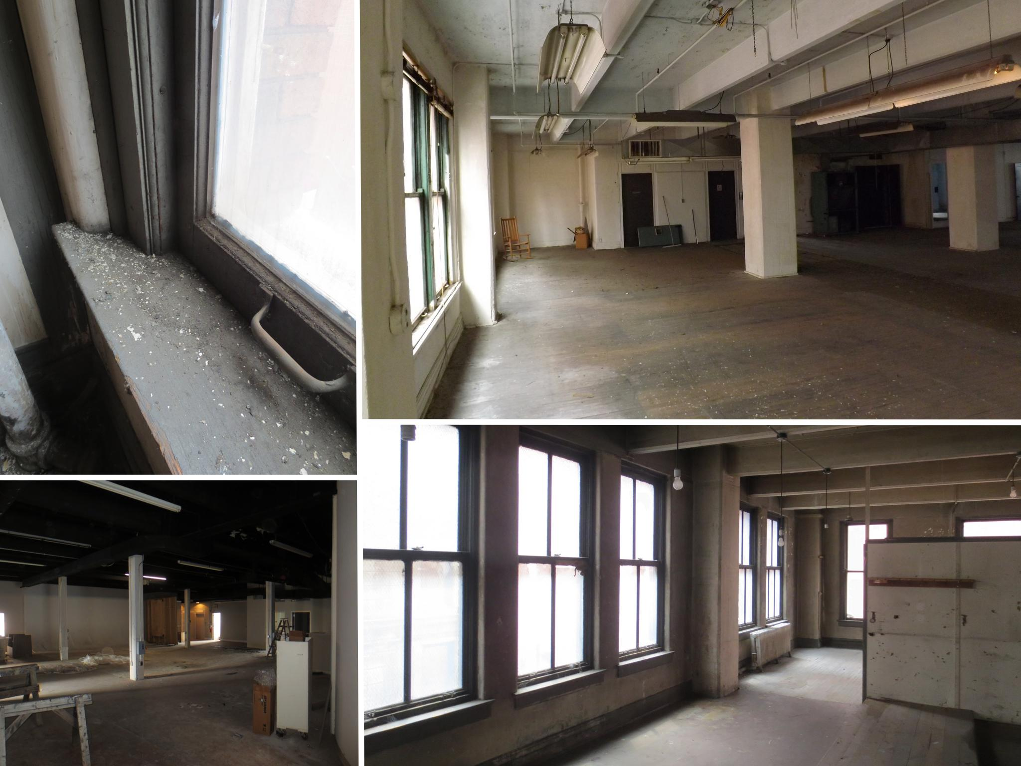 NEWBERRY LOFTS (Before) / ADDRESS: 34 W 6th Street (45202) / CREDIT: $982,295 / PREVIOUSLY: The Merchants Building / Images courtesy of the Ohio Department of Taxation, CC by 2.0, with changes