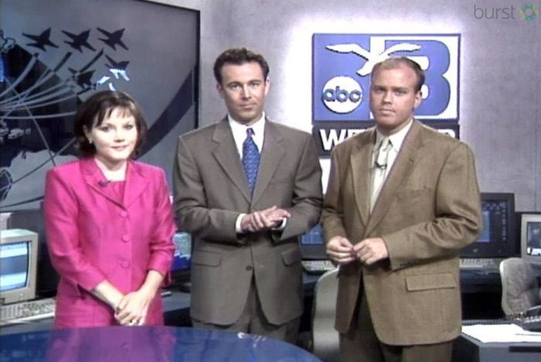 Photo: Kathryn Daniel (left), Allen Strum (middle), Christian Garman (right)<p>Photo source:{&amp;nbsp;}Photo source: Channel 3's chief meteorologist Allen Strum via Burst</p>