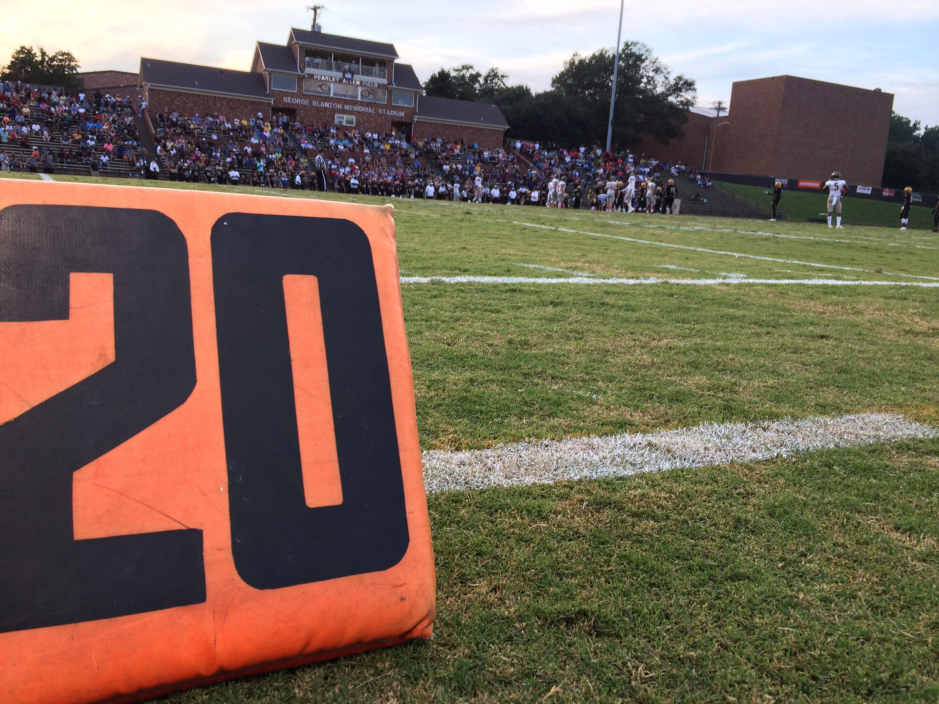WNC Football Top 10 -- Week 2 (Photo credit: WLOS Staff)