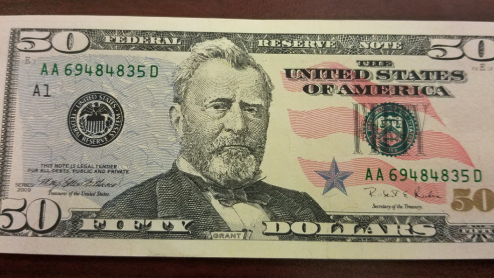 Counterfeit 50 bill - Dalton PD.png