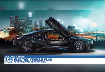 Electric car production getting jump start with BMW, Jaguar-Land Rover getting in