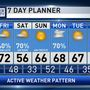 The Weather Authority | Rain Returns Late Tomorrow