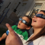 Don't forget your safety glasses for total solar eclipse