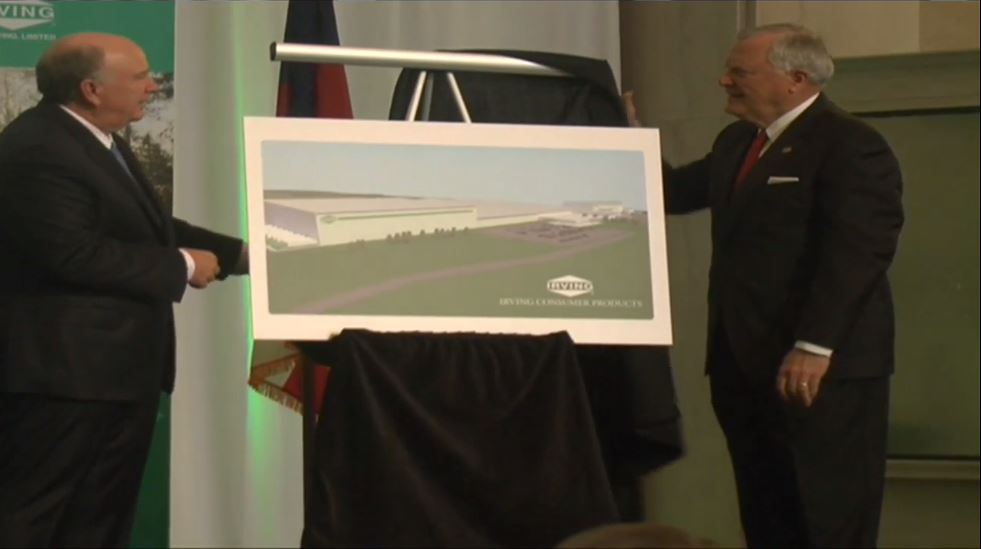 A new plant is heading to Macon and will employ 200 people / Danielle Apolinar (WGXA)